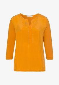 BRAX - STYLE CLARISSA - Long sleeved top - butternut - 5
