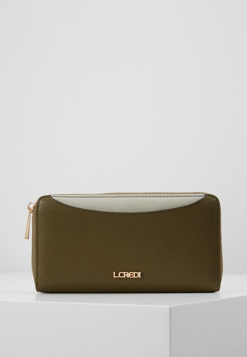 L. CREDI - FEMKE - Wallet - khaki
