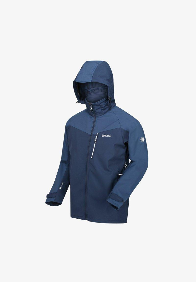 Regatta - HEWITTS - Sports jacket - ngtfl/brnswk