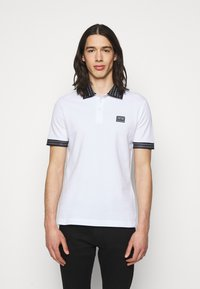 Versace Jeans Couture - PLAIN - Polo - white - 0