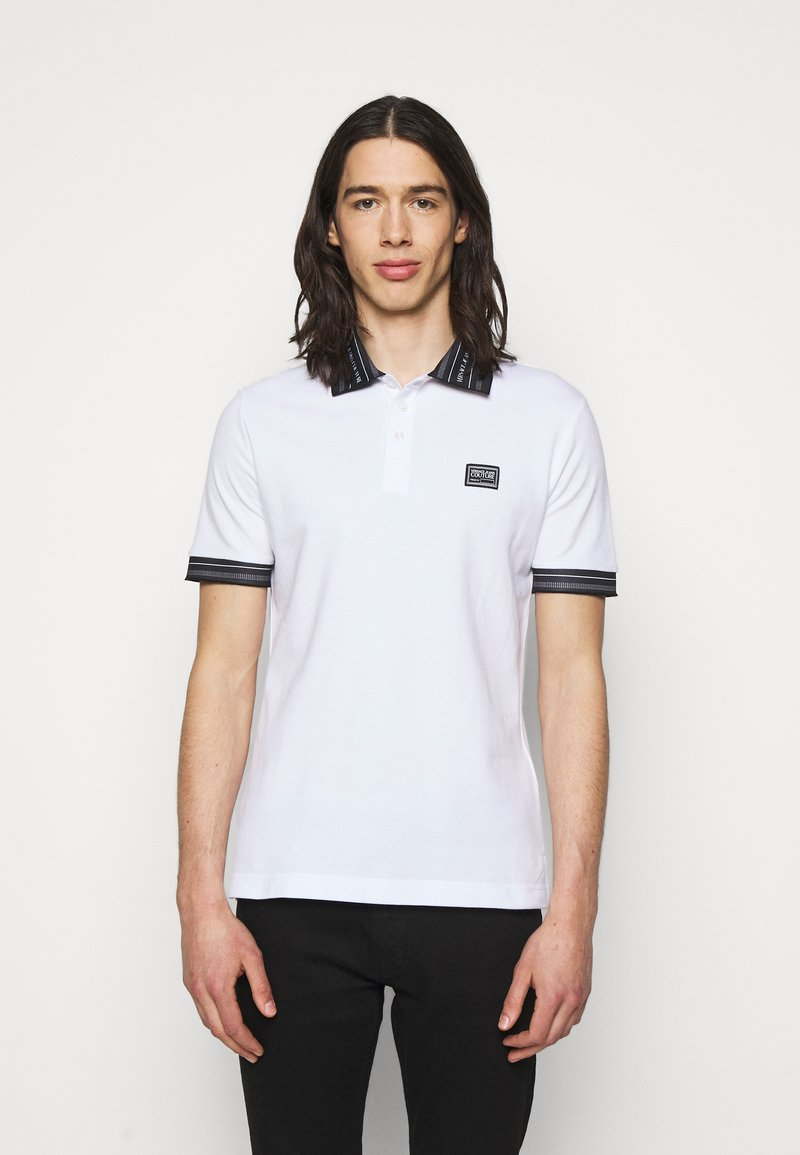 Versace Jeans Couture - PLAIN - Polo - white
