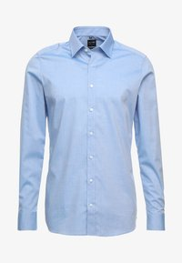 OLYMP Level Five - OLYMP LEVEL 5 BODY FIT - Formal shirt - blue - 4