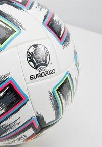 adidas Performance - UNIFO COM - Fotbal - white/black - 3