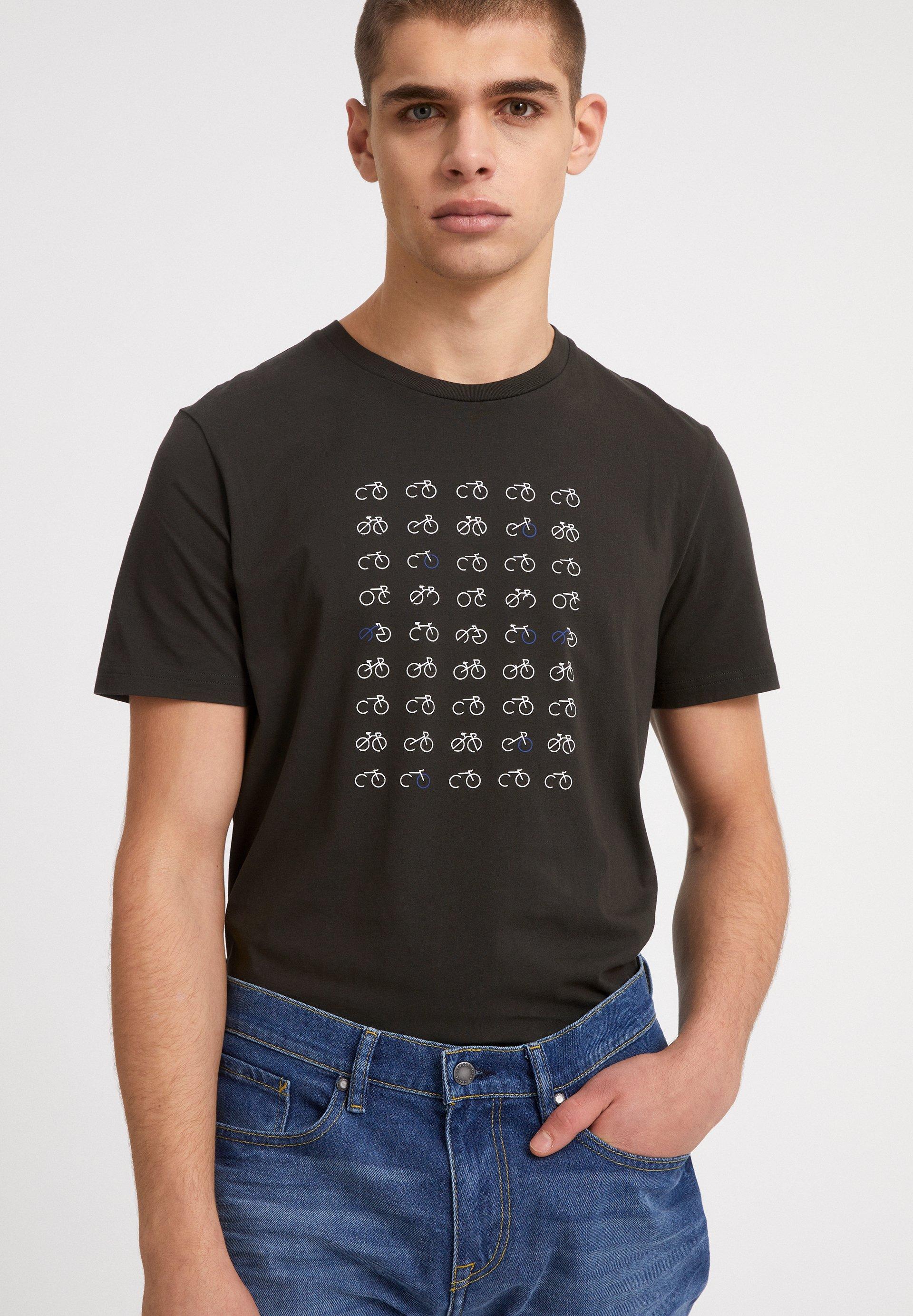 Herren JAAMES - T-Shirt print
