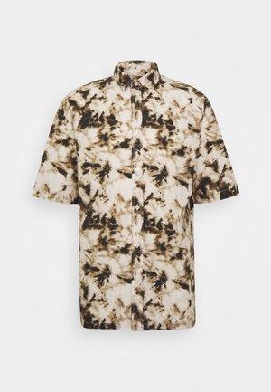 TARO  - Shirt - brown