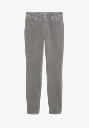 ALBY  - Trousers - middle stone melange
