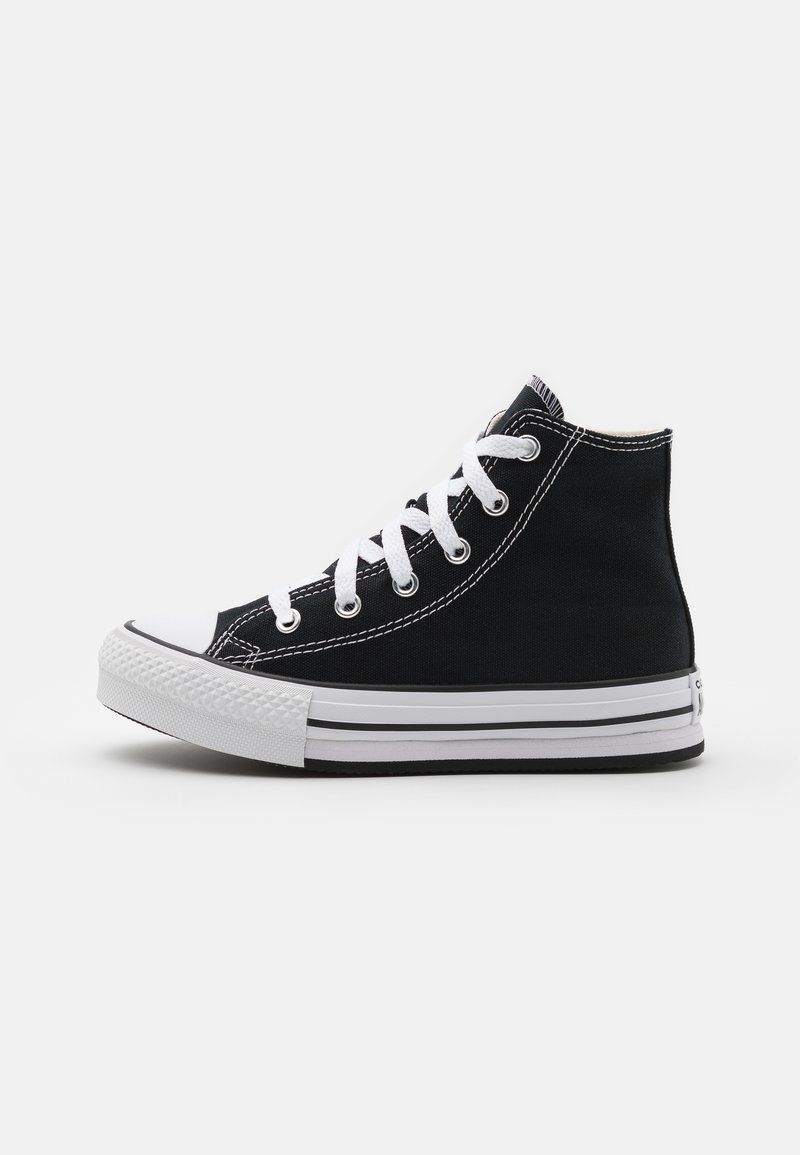 Converse - CHUCK TAYLOR ALL STAR LIFT - Sneaker high - black/white