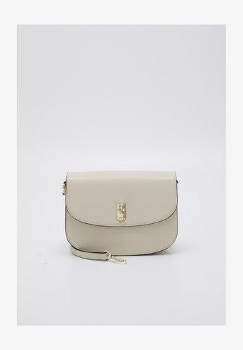 RONNE - Across body bag - beige