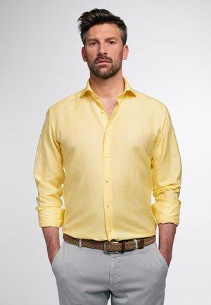 Overhemd - zartgelb