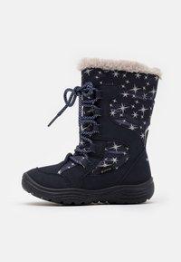Superfit - CRYSTAL - Snowboots  - blau - 0