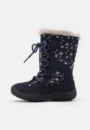 CRYSTAL - Winter boots - blau