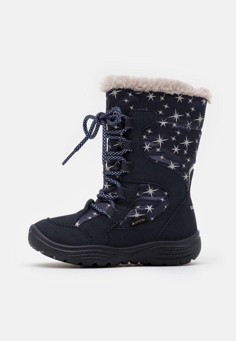Superfit - CRYSTAL - Snowboots  - blau