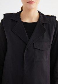 Trendyol - Summer jacket - black - 6