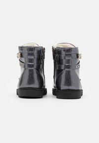 Primigi - Lace-up ankle boots - canna fucile - 2