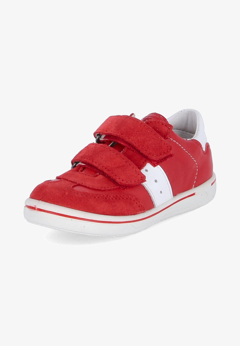 Ricosta - Baby shoes - rot weiß