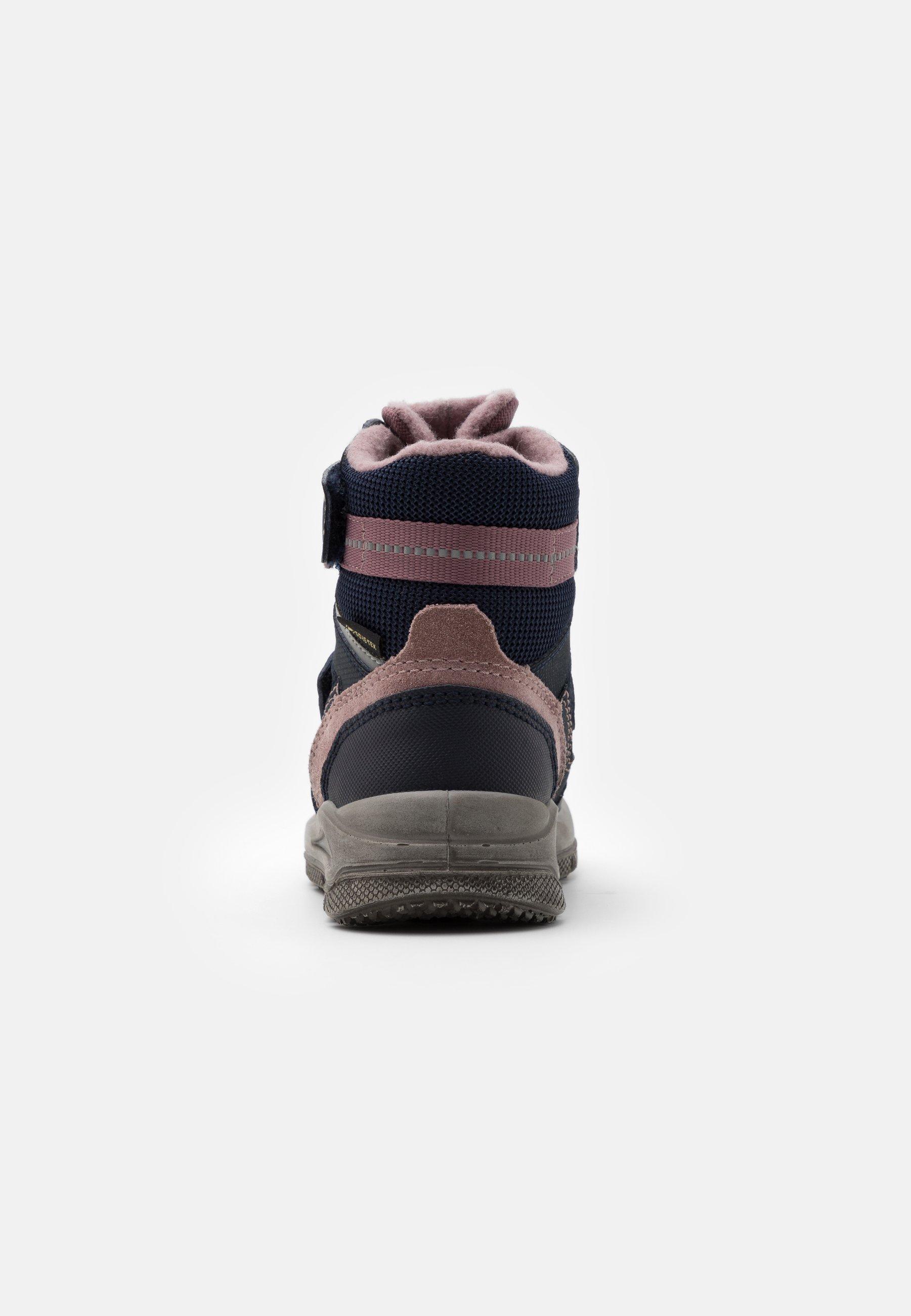 Recommend Cheap Cheapest Superfit MARS - Winter boots - blau/lila | kids shoes 2020 ya3Se
