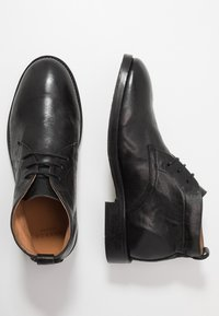 Hudson London - DARTMOOR - Lace-ups - black - 1