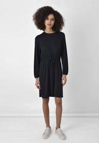 Ro&Zo - Day dress - black - 0