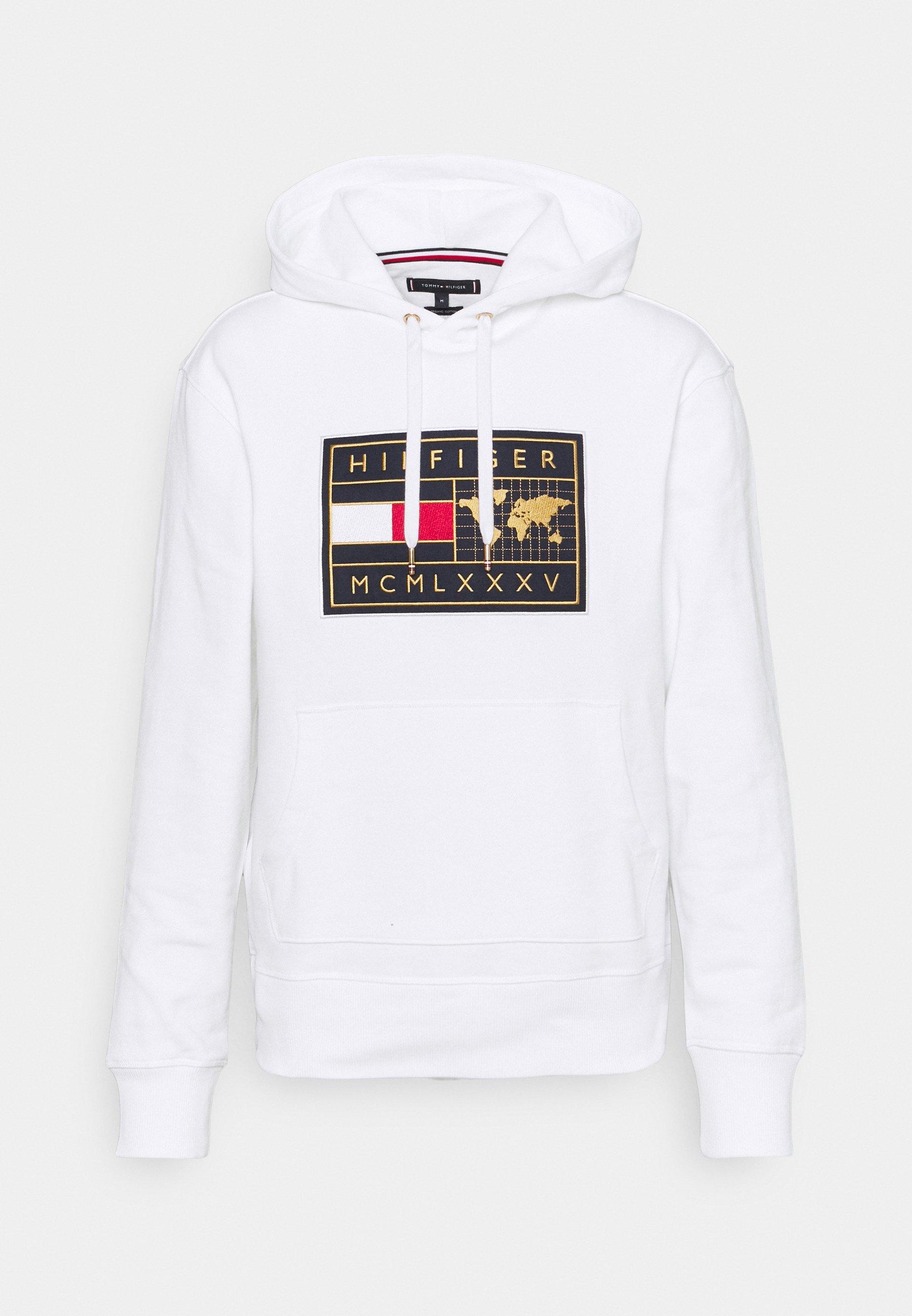 Herren ICON EARTH BADGE HOODIE - Sweatshirt