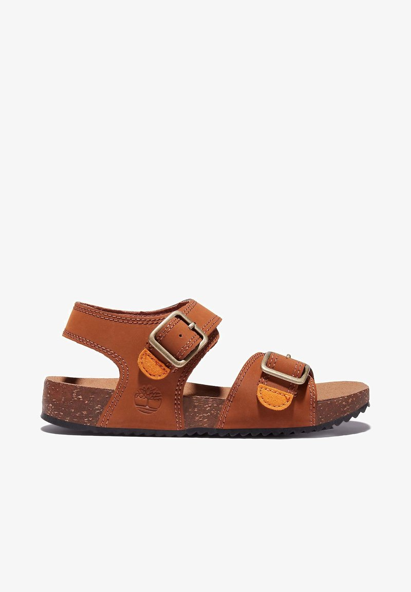 Timberland - CASTLE ISLAND - Walking sandals - saddle