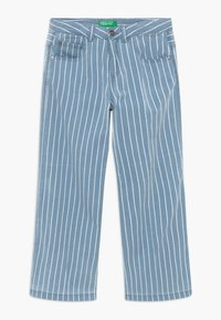 Benetton - Straight leg jeans - light-blue denim - 0