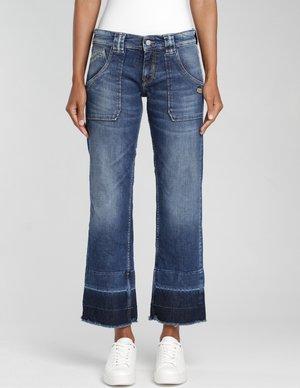 Straight leg jeans - authentic vintage