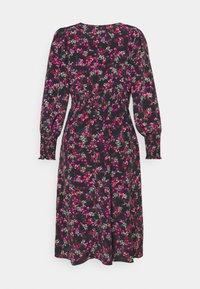 Wallis Petite - DITSY DRESS - Day dress - black - 1