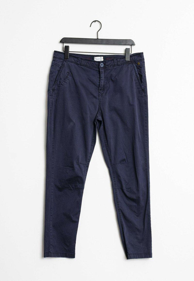 Marc O'Polo DENIM - Trousers - blue