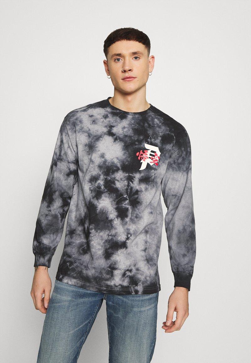 Primitive - ENERGY WASHED - Sweatshirt - black