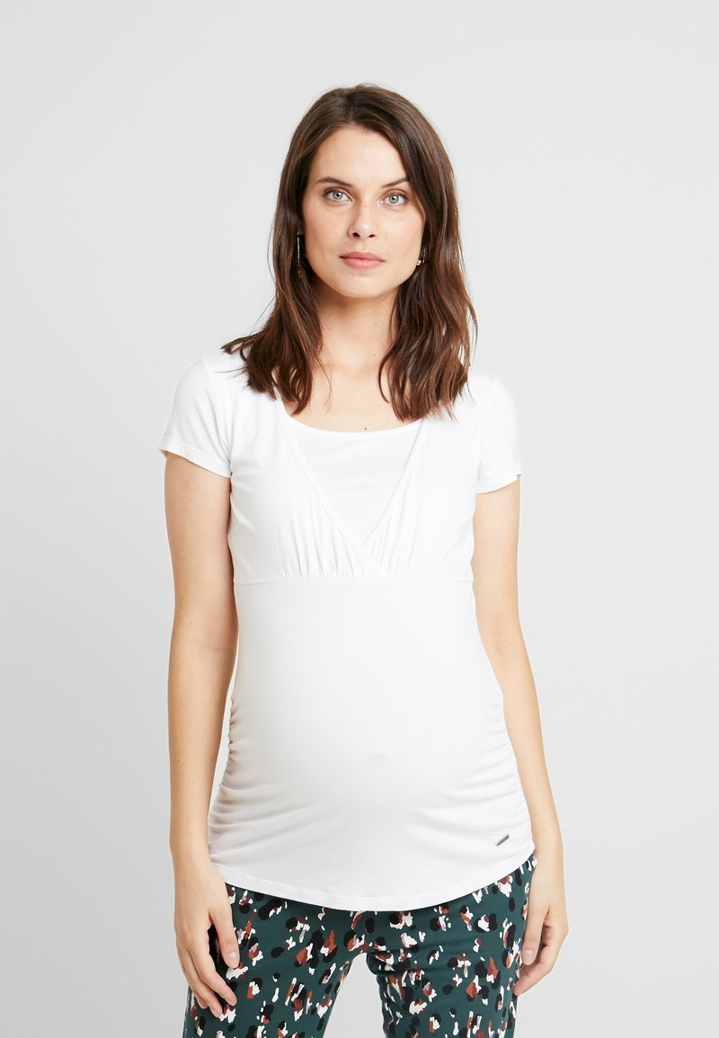 bellybutton - Camiseta básica - bright white