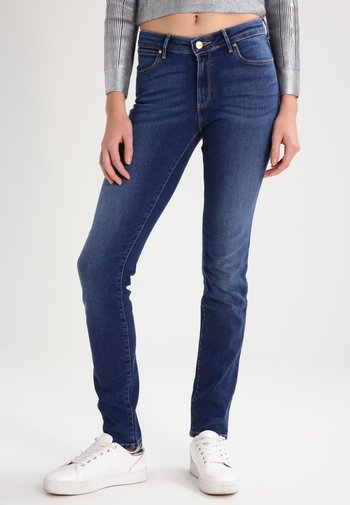 BODY BESPOKE - Slim fit jeans - authentic blue