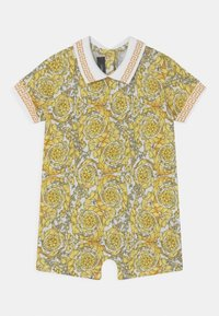 Versace - BAROQUE GRECA UNISEX - Jumpsuit - white/gold - 0