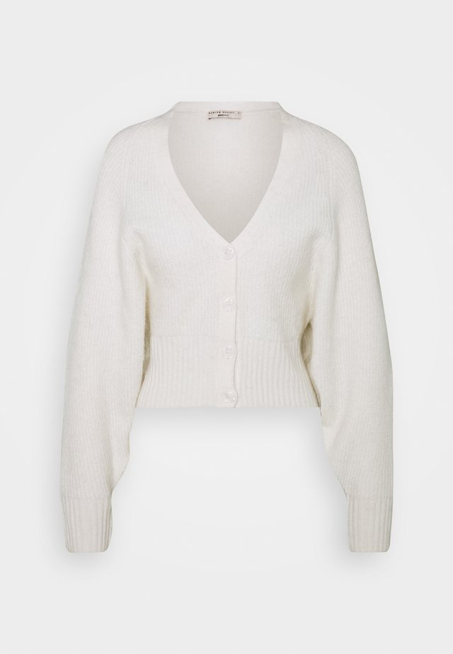 TILLY CARDIGAN - Cardigan - warm white