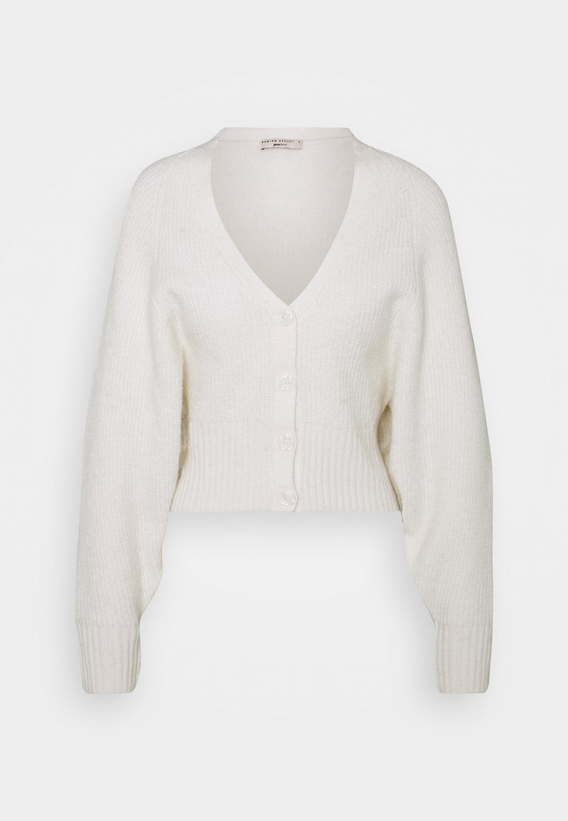 Gina Tricot - TILLY CARDIGAN - Cardigan - warm white
