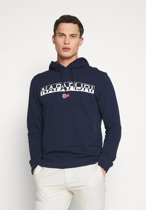 BARAS HOODIE  - Jersey con capucha - medieval blue