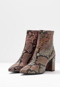 Zadig & Voltaire - GLIMMER WILD - Classic ankle boots - multicolor - 4