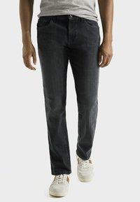 camel active - Straight leg jeans - black ink - 0