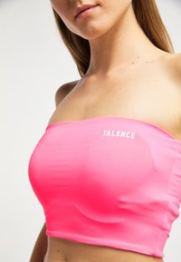 Talence - Top - neon pink - 3