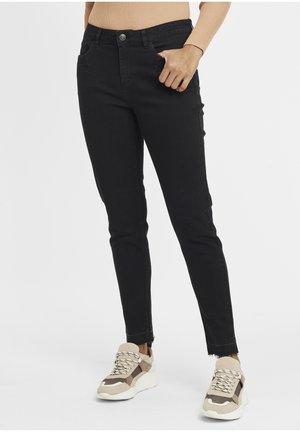 Irabelle - Slim fit jeans - black