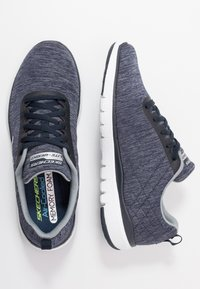 Skechers Sport - FLEX ADVANTAGE 3.0 - Baskets basses - navy - 1