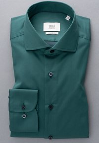Eterna - MODERN  - Formal shirt - petrol - 4
