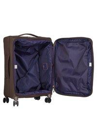 Delsey - MONTMARTRE AIR - Wheeled suitcase - khaki - 4
