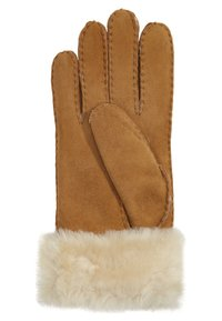 UGG - TURN CUFF GLOVE - Rukavice - chestnut - 2