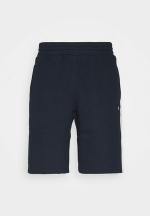 LEGACY CREAM&COLOR BERMUDA - Sports shorts - dark blue/off-white