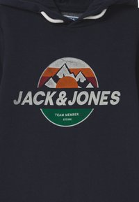 Jack & Jones Junior - JORDOHSEL HOOD - Sweatshirt - navy blazer - 2