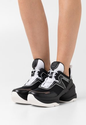 OLYMPIA TRAINER EXTREME - Trainers - black