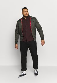 HARRINGTON - Giubbotto Bomber - khaki - 1