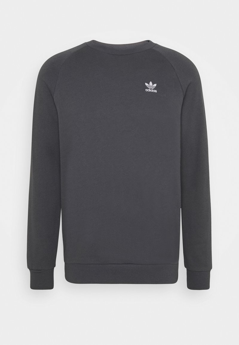 adidas Originals - ESSENTIAL CREW - Sweatshirt - grey