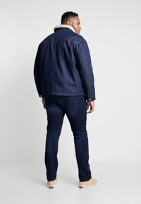Jack & Jones - JJIHANK JJJACKET  - Denim jacket - blue denim - 2