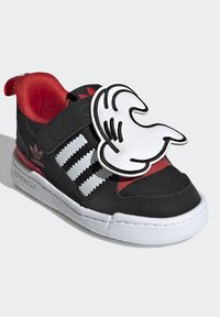 adidas Originals - FORUM 360 I ORIGINALS CONCEPT SNEAKERS SHOES - Sneaker low - core black/ftwr white/vivid red - 1